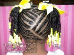 African American Kids Hairstyles Braids