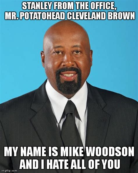 Meme Stanley - image tagged in woodson imgflip