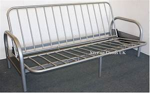Sofa bed metal frame replacement brokeasshomecom for Sofa bed metal frame replacement
