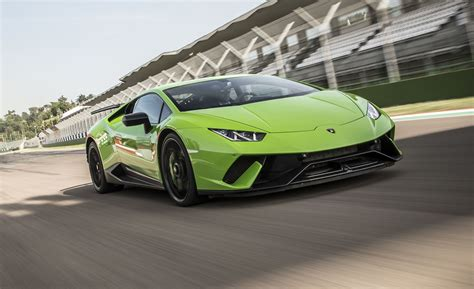 lamborghini huracan 2018 lamborghini huracan performante first drive review