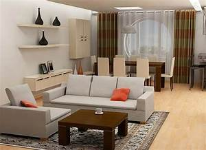 Small, Living, Room, Dining, Room, Combo, Layout