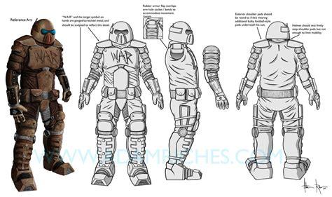 Ironstein Heavy Armor Concept By Adamriches On Deviantart