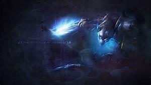 League Of Legends Zed Nocturne - WallDevil