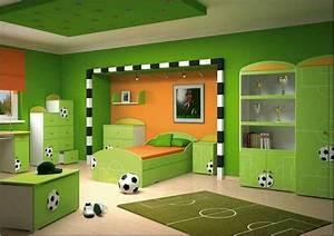 Fussball Deko Kinderzimmer : kinderzimmer fussball deko ~ Michelbontemps.com Haus und Dekorationen