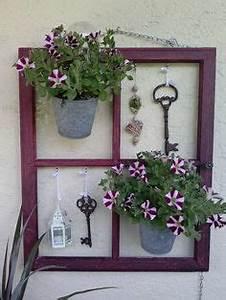 Alte Fenster Deko : ber ideen zu alte fensterrahmen auf pinterest ~ Lizthompson.info Haus und Dekorationen