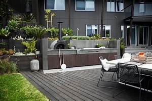 Küche Aus Beton : grillkamin bauen outdoor k che aus beton und holz selber bauen gartenk che raus in die ~ Sanjose-hotels-ca.com Haus und Dekorationen