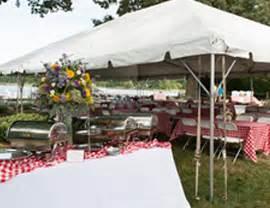 tent chair table rental company maryland washington dc