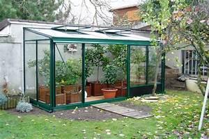 Serre En Polycarbonate Ou En Verre : serre euro midi larg m jardin couvert ~ Premium-room.com Idées de Décoration