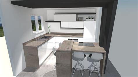 eco cuisine yvetot meuble salon noir et blanc 7 cuisine moderne blanche
