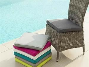 Galette De Chaise : galette de chaise importez des couleurs dans votre ~ Melissatoandfro.com Idées de Décoration