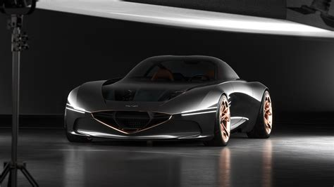 Genesis Goes All-Electric with Essentia Concept GT [News ...