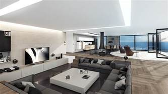 contemporary home interiors 4 ultra luxurious interiors decorated in black and white