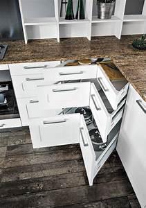 Meuble Angle Cuisine : meuble d 39 angle sagne cuisines ~ Teatrodelosmanantiales.com Idées de Décoration