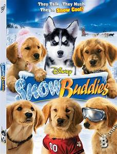 News Snow Buddies US DVD R1 DVDActive