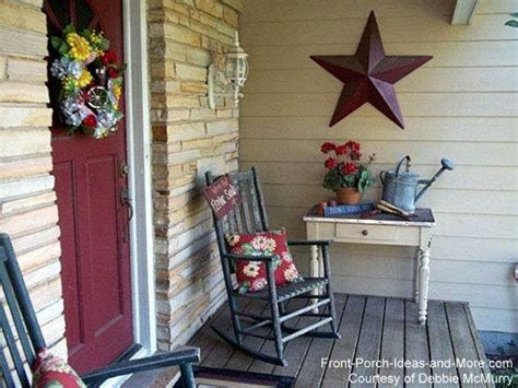 porch decorating with easy decorating ideas