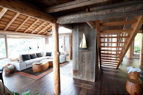Decoration Interieur Chalet Moderne D 233 Co Style Chalet Moderne Cr 233 Ez Une Cabane Cosy Dans L