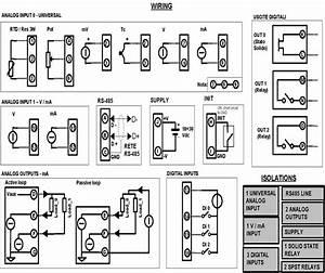 Signal Conditioning Modbus Rtu Dat3011