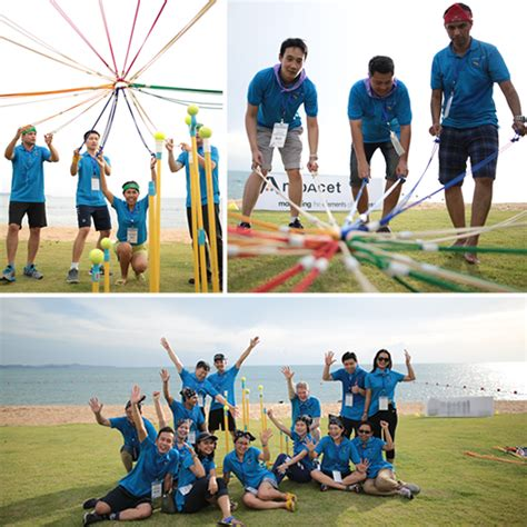 Team building Thailand Professional Teamwork for Corporate ...
