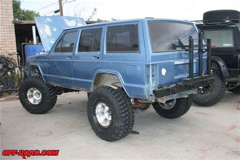 jeep cherokee off road tires project master kee 89 jeep cherokee build part 3 off