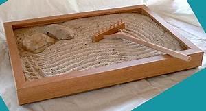 Zen Garten Miniatur : bastelideen miniatur zen garten selber machen geburtstagsgeschenk f r schreibtisch b ro wohnung ~ A.2002-acura-tl-radio.info Haus und Dekorationen