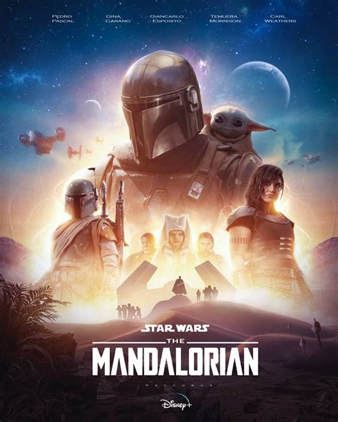 The Mandalorian Season 2 Fan Poster Teases Ahsoka Tano And ...