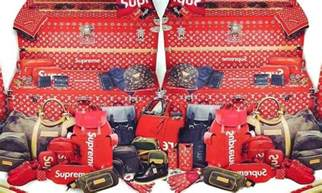 Supreme X Louis Vuitton Belt