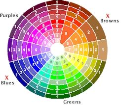opposite color of brown which eye makeup colors to wear for green hazel blue and