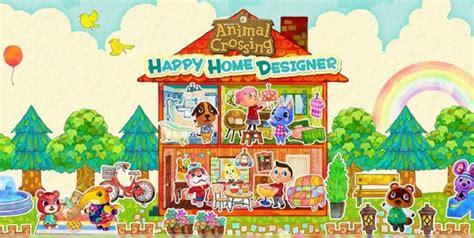 happy home designer animal crossing happy home designer review