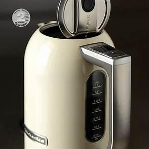 Wasserkocher Kitchen Aid : kitchenaid wasserkocher 1 7 l creme culinaris ~ Yasmunasinghe.com Haus und Dekorationen