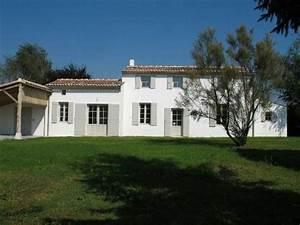 Belle Maison Moderne : vente belle maison charentaise moderne st andre de lidon c te littoral maison house ~ Melissatoandfro.com Idées de Décoration