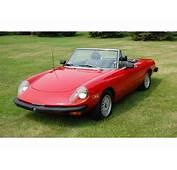 1976 Alfa Romeo Spider For Sale  ClassicCarscom CC 1137553