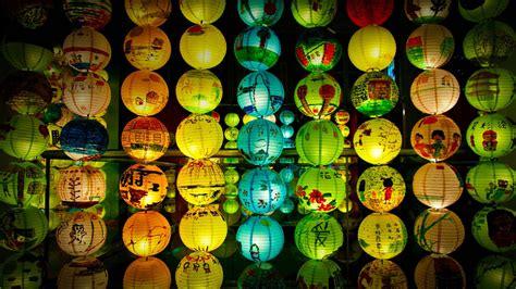 Singapore Lanterns Bing Wallpaper Download