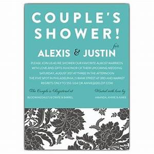 couples shower invitation wording paperstyle With couples wedding shower invitations wording