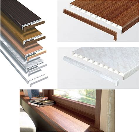 Pvc Indoor Window Sill pvc window sills eco tech home solution
