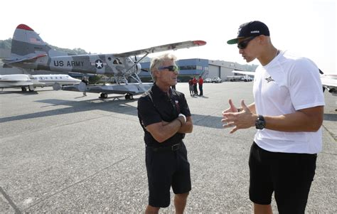 Jimmy Graham Pilot seahawks jimmy graham takes flight seattle with