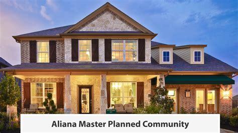 Aliana Model Homes  Aliana Homes Review  New Houses In
