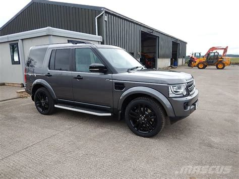 land rover discovery 4 land rover discovery 4 black edition cars year of mnftr