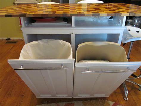 kitchen island trash bin kitchen island with trash bin inspiration and design ideas for dream house kitchen island