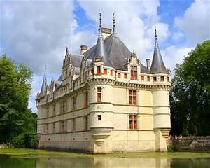 Azay Le Rideau Chateau DAzay Le Rideau
