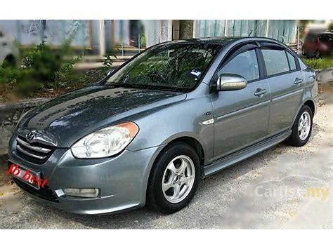 Hyundai Accent 2008 by Hyundai Accent 2008 1 6 In Johor Automatic Sedan Silver