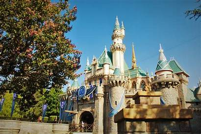 Disneyland Castle Wallpapers Anniversary Wednesdays Mouse Healthy