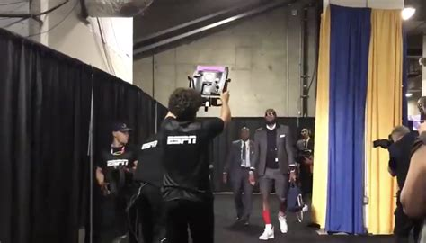 lebrons pregame outfit  game    talking