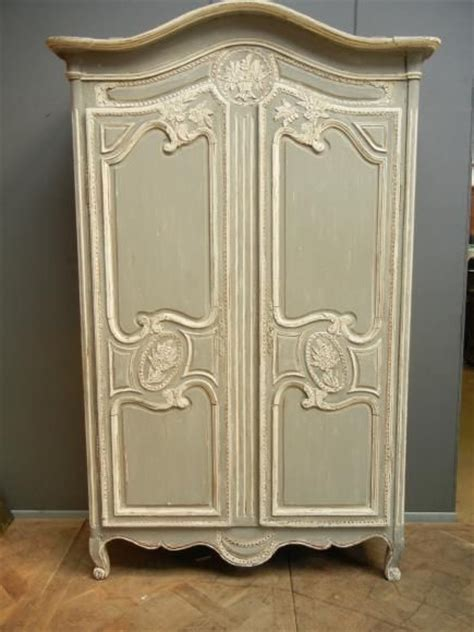 armoires chambre adulte ancienne armoire normande peint for my