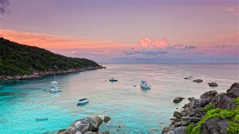 overnight  day diving tours   similan islands