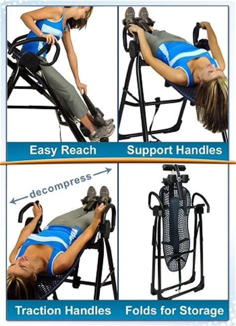 how does an inversion table work inversion table for back pain and sciatica does it work