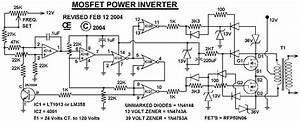 12vdc To 220vac Inverter Circuit 1000w