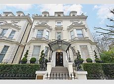 London's 'golden postcode' in Holland Park goes on sale