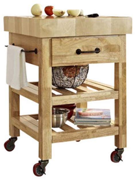 kitchen island cart butcher block crosley marston butcher block kitchen cart 8150