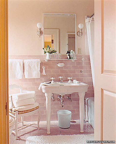 bathroom remodel ideas small space our favorite bathrooms martha stewart