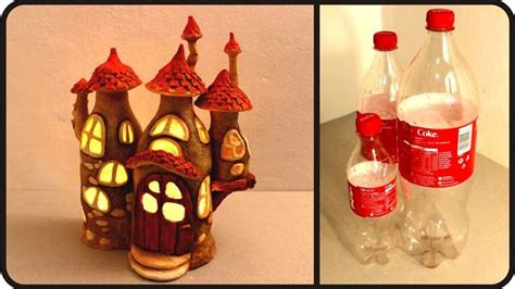 creative ideas diy adorable fairy house lamps